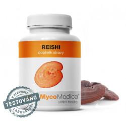 Reishi - 90 rostlinných kapslí