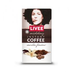 Instantní káva s příchutí vanilky 60g LIVEE