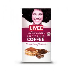 Instantní káva s příchutí tiramisu 60g Livee