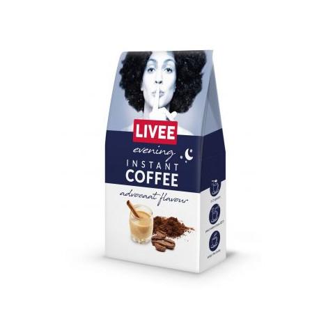 Instantní káva s příchutí likéru 60g Livee