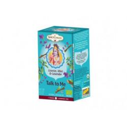 Bio Hari čaj 5. čakra Visuddha - krční