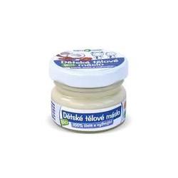 Bio Dětské tělové máslo 20 ml CZ