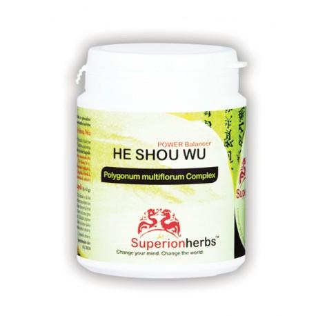 HE SHOU WU – Power Balancer