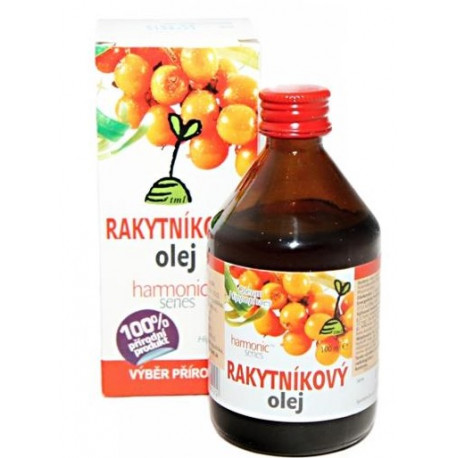 Rakytníkový olej 100% 100ml ELIT