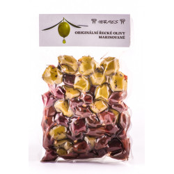 Marinované olivy mix