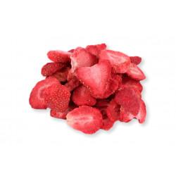 Lyofilizované jahody celé (mrazem sušené) 20g
