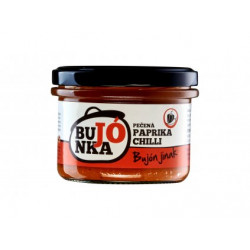 Pečená paprika s chilli Bujónka