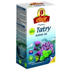 Elixír - Bylinný čaj Tatry