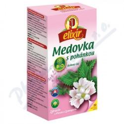 Elixír - Meduňka s pohankou Bio