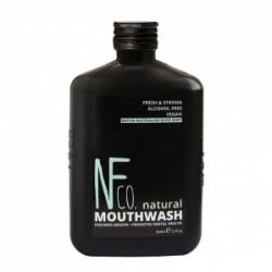 Přírodní ústní voda NFco bez alkoholu & fluoridů