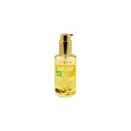Bio Vanilkový  olej 100 ml