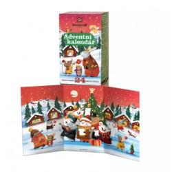 SONNENTOR Adventní kalendář® 24 různých druhů čajů bio - CZ-BIO-003